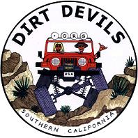 Dirt Devils Badge